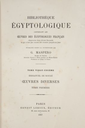 Oeuvres diverses. Tome I, II, IV, V, VI (vol. III is missing)[newline]M1468-02.jpg