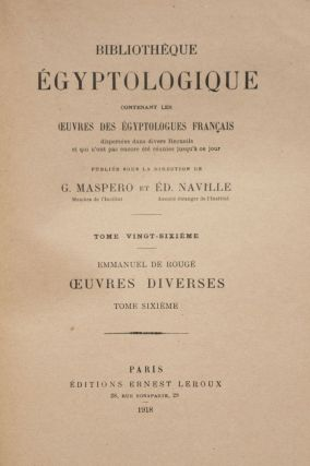 Oeuvres diverses. Tome I, II, IV, V, VI (vol. III is missing)[newline]M1468-17.jpg