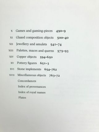 Catalogue of Egyptian antiquities in the British Museum. Vol. V: Early dynastic objects[newline]M1609a-03.jpg