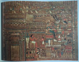 Egyptian paintings of the Middle Kingdom - The tomb of Djehutynekht[newline]M1635a-07.jpg
