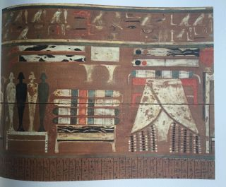 Egyptian paintings of the Middle Kingdom - The tomb of Djehutynekht[newline]M1635a-10.jpg