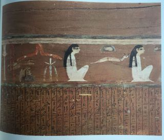 Egyptian paintings of the Middle Kingdom - The tomb of Djehutynekht[newline]M1635a-12.jpg