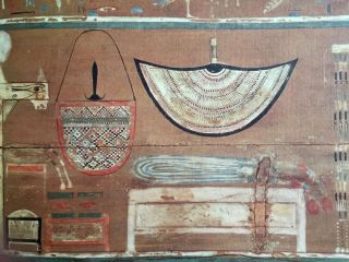 Egyptian paintings of the Middle Kingdom - The tomb of Djehutynekht. TERRACE Edward Lee Bockman[newline]M1635b.jpg
