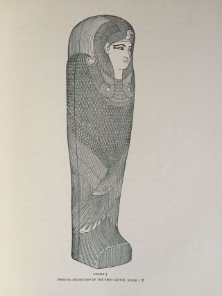The tomb of Queen Meryet-Amun at Thebes. Photographs by Harry Burton; plans by Walter Hauser and catalogue by Charlotte R. Clark.[newline]M1823b-10.jpg