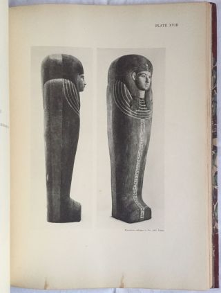 The tomb of Queen Meryet-Amun at Thebes. Photographs by Harry Burton; plans by Walter Hauser and catalogue by Charlotte R. Clark.[newline]M1823b-20.jpg