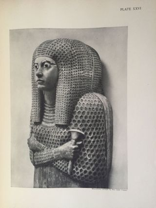 The tomb of Queen Meryet-Amun at Thebes. Photographs by Harry Burton; plans by Walter Hauser and catalogue by Charlotte R. Clark.[newline]M1823b-22.jpg