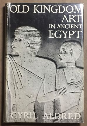 Old Kingdom Art in Ancient Egypt. ALDRED Cyril[newline]M1861.jpg