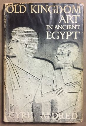 Old Kingdom Art in Ancient Egypt. ALDRED Cyril[newline]M1861a.jpg