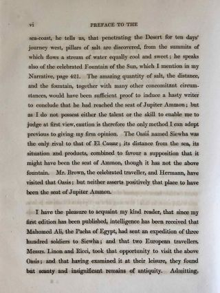 Narrative of the Operations and Recent Discoveries within the Pyramids, Temples, Tombs, and Excavations, in Egypt and Nubia; and of a Journey to the Coast of the Red Sea, in Search of the Ancient Berenice; and Another to the Oasis of Jupiter Ammon, with Plates illustrative of the researches and operations of G. Belzoni in Egypt and Nubia.[newline]M1874a-12.jpeg