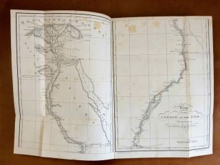 Narrative of the Operations and Recent Discoveries within the Pyramids, Temples, Tombs, and Excavations, in Egypt and Nubia; and of a Journey to the Coast of the Red Sea, in Search of the Ancient Berenice; and Another to the Oasis of Jupiter Ammon, with Plates illustrative of the researches and operations of G. Belzoni in Egypt and Nubia.[newline]M1874a-27.jpeg