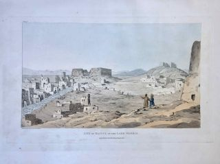 Narrative of the Operations and Recent Discoveries within the Pyramids, Temples, Tombs, and Excavations, in Egypt and Nubia; and of a Journey to the Coast of the Red Sea, in Search of the Ancient Berenice; and Another to the Oasis of Jupiter Ammon, with Plates illustrative of the researches and operations of G. Belzoni in Egypt and Nubia.[newline]M1874a-57.jpeg