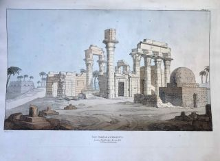 Narrative of the Operations and Recent Discoveries within the Pyramids, Temples, Tombs, and Excavations, in Egypt and Nubia; and of a Journey to the Coast of the Red Sea, in Search of the Ancient Berenice; and Another to the Oasis of Jupiter Ammon, with Plates illustrative of the researches and operations of G. Belzoni in Egypt and Nubia.[newline]M1874a-68.jpeg