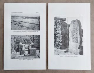 Excavations at Tell el-Amarna, Egypt, in 1913-1914 (From the Smithsonian Report for 1915)[newline]M1902b-03.jpeg