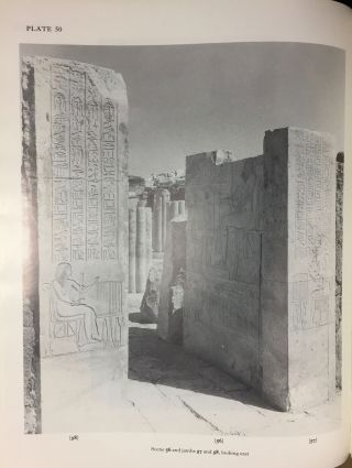 The Memphite Tomb of Horemheb commander-in-chief of Tut'ankhamun. Part I: The reliefs, inscriptions, and commentary.[newline]M2538a-15.jpg