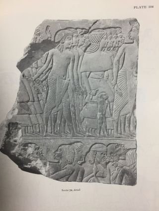 The Memphite Tomb of Horemheb commander-in-chief of Tut'ankhamun. Part I: The reliefs, inscriptions, and commentary.[newline]M2538a-22.jpg