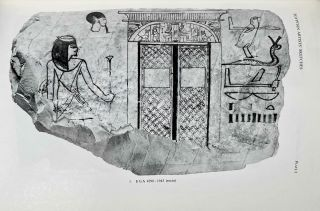 Egyptian Artists' Sketches. Figured ostraka from the Gayer-Anderson Collection in the Fitzwilliam Museum, Cambridge.[newline]M2586b-07.jpeg