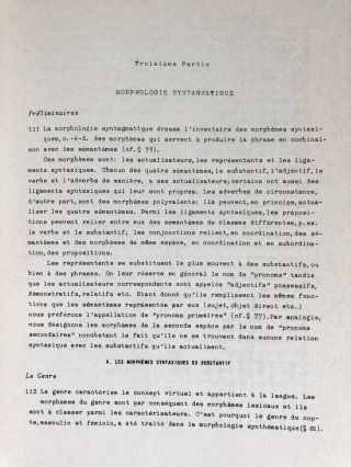 Grammaire copte. Tome II. a. Morphologie syntagmatique. Syntaxe. Partie synchronique. b. Morphologie syntagmatique. Partie diachronique. (complete tome II in 2 volumes)[newline]M2608d-02.jpeg
