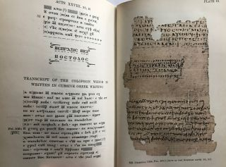 Coptic biblical texts in the dialect of Upper Egypt. Vol. 1.[newline]M2676-05.jpg