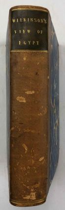 Topography of Thebes and general view of Egypt: being a short account of the principal objects...[newline]M2701a.jpg