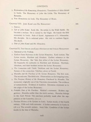 The monasteries of the Wadi 'n Natrun. Part I: New coptic texts from the monastery of Saint Macarius. Part II: The history of the monasteries of Nitria and of Scetis.[newline]M2747a-36.jpg