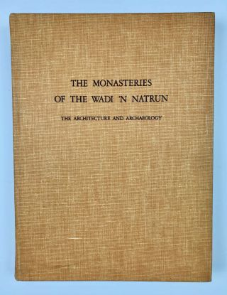 The monasteries of the Wadi 'n Natrun. Part III: The architecture and archaeology. Edited by Walter Hauser[newline]M2749a-01.jpeg