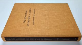 The monasteries of the Wadi 'n Natrun. Part III: The architecture and archaeology. Edited by Walter Hauser[newline]M2749a-02.jpeg