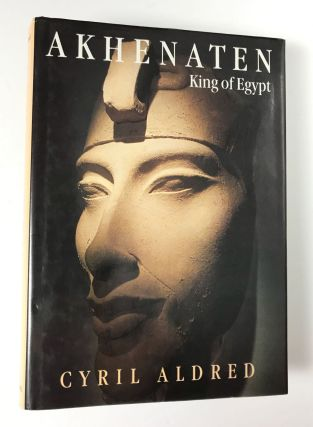 Akhenaten, king of Egypt. ALDRED Cyril[newline]M2784d-00.jpeg