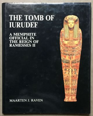 The tomb of Iurudef, a memphite official in the reign of Ramesses II. ASTON D. A. - RAVEN M. J. -...[newline]M2816.jpg