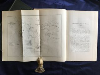 Operations carried on at the pyramids of Gizeh in 1837. With an account of a voyage in Upper Egypt and an appendix. Vol. I, II & III (complete set)[newline]M3048c-06.jpg