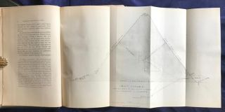 Operations carried on at the pyramids of Gizeh in 1837. With an account of a voyage in Upper Egypt and an appendix. Vol. I, II & III (complete set)[newline]M3048c-07.jpg
