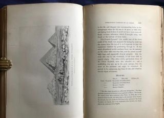Operations carried on at the pyramids of Gizeh in 1837. With an account of a voyage in Upper Egypt and an appendix. Vol. I, II & III (complete set)[newline]M3048c-10.jpg