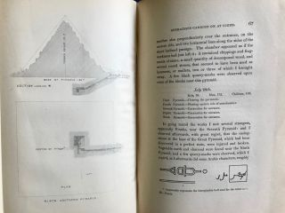 Operations carried on at the pyramids of Gizeh in 1837. With an account of a voyage in Upper Egypt and an appendix. Vol. I, II & III (complete set)[newline]M3048c-19.jpg