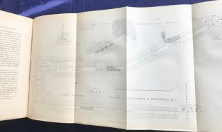 Operations carried on at the pyramids of Gizeh in 1837. With an account of a voyage in Upper Egypt and an appendix. Vol. I, II & III (complete set)[newline]M3048c-20.jpg