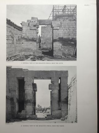 Reliefs and inscriptions at Karnak III. The bubastite portal (The epigraphic Survey).[newline]M3102-04.jpg