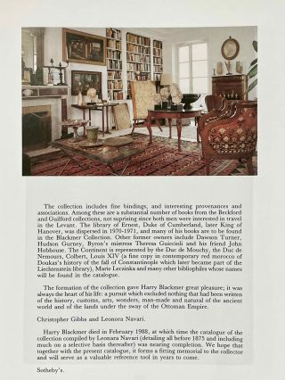 Sotheby's - The library of Henry M. Blackmer II - October 1989[newline]M3179-05.jpeg