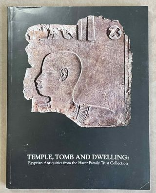 Temple, tomb and dwelling: Egyptian antiquities from the Harer Family trust collection. AAC -...[newline]M3249-00.jpeg
