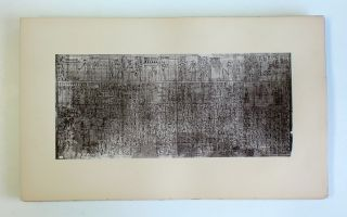 Photographs of the papyrus of Nebseni in the British Museum[newline]M3273-01.JPG