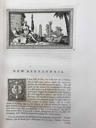 Travels in Egypt and Nubia. Volume I (only)[newline]M3394a-32.jpg