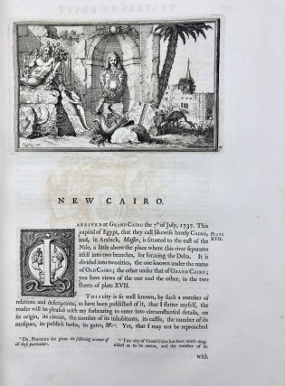 Travels in Egypt and Nubia. Volume I (only)[newline]M3394a-33.jpg