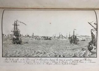 Travels in Egypt and Nubia. Volume I (only)[newline]M3394a-36.jpg
