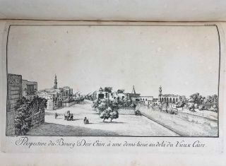 Travels in Egypt and Nubia. Volume I (only)[newline]M3394a-40.jpg