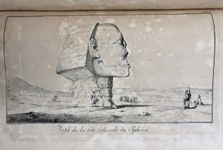 Travels in Egypt and Nubia. Volume I (only)[newline]M3394a-42.jpg