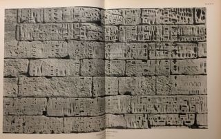 "Medinet Habu. The Epigraphic survey. Vol. III: The Calendar, the ""Slaughterhouse,"" and Minor Records of Ramses III[newline]M3526a-08.jpg"