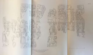 Medinet Habu. The Epigraphic survey. Vol. VI: The Temple Proper, Part II. The Re Chapel, the Royal Mortuary Complex, and adjacent rooms with miscellaneous material from the Pylons, the Forecourts, and the first Hypostyle Hall.[newline]M3529-23.jpg