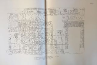 Medinet Habu. The Epigraphic survey. Vol. VI: The Temple Proper, Part II. The Re Chapel, the Royal Mortuary Complex, and adjacent rooms with miscellaneous material from the Pylons, the Forecourts, and the first Hypostyle Hall.[newline]M3529d-21.jpg