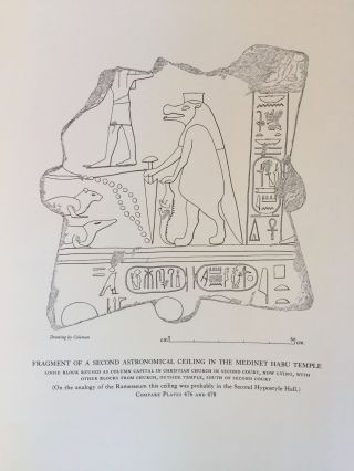 Medinet Habu. The Epigraphic survey. Vol. VI: The Temple Proper, Part II. The Re Chapel, the Royal Mortuary Complex, and adjacent rooms with miscellaneous material from the Pylons, the Forecourts, and the first Hypostyle Hall.[newline]M3529d-24.jpg