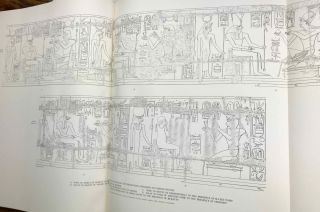 Medinet Habu. The Epigraphic survey. Vol. VII: The temple proper. Part III: The third hypostyle hall and all rooms accessible from it, with friezes of scenes from the roof terraces and exterior walls of the temple[newline]M3530b-15.jpg
