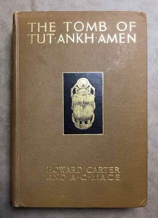 The tomb of Tut-Ankh-Amen. Vol. I (only). CARTER Howard[newline]M3566d.jpg