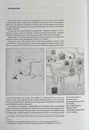 Abusir vol. IX: The pyramid complex of Raneferef. The archaeology. Vol. X: The papyrus archive.[newline]M3604-06.jpeg
