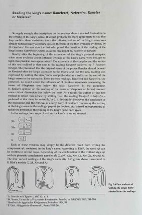 Abusir vol. IX: The pyramid complex of Raneferef. The archaeology. Vol. X: The papyrus archive.[newline]M3604-09.jpeg